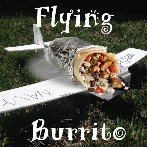 Chipotle Burrito Plane Scratch Build Flite Test