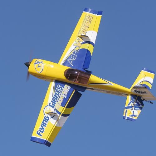 Aeroworks 30cc Extra 260 Freestyle