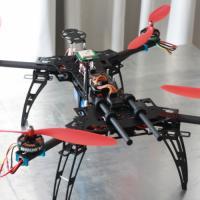 HobbyKing Alien 560 Folding Quadcopter Flite Test
