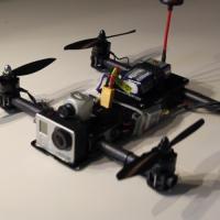 Mini Race Quad - FT Versacopter