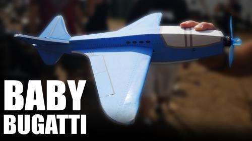 Fastest $1 Foamboard | BABY BUGATTI Poster Image