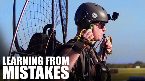 Instructor Debriefing - Paramotor First Flight Image