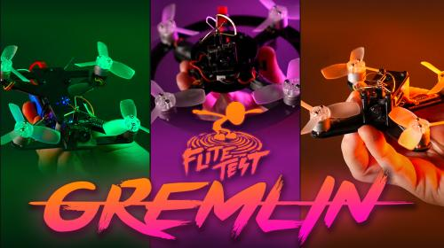 FT Gremlin Micro Quad Poster Image
