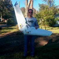 Taranis .EEPE & Pixhawk .PARAM for Deltawing Drone Image