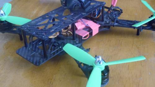LHI H280 (Emax Nighthawk 250 Clone) Drone REVIEW