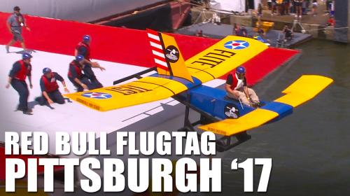 Red Bull Flugtag - Pittsburgh Poster Image