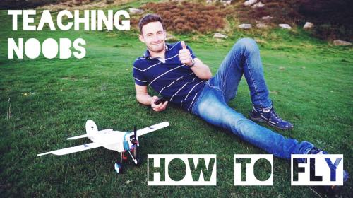3 Essential Tips for Training New RC Pilots Image