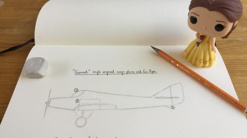 3 things to do BEFORE designing a model aeroplane Image