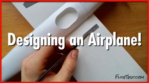 Step-By-Step RC Airplane Design Poster Image