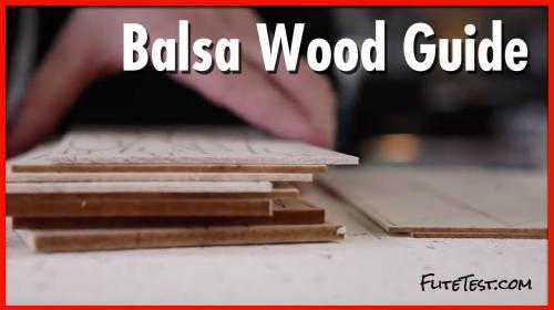 Building with Balsa Wood - Beginners Guide Image