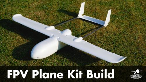 Mini Skyhunter FPV Platform - Build | Flite Test