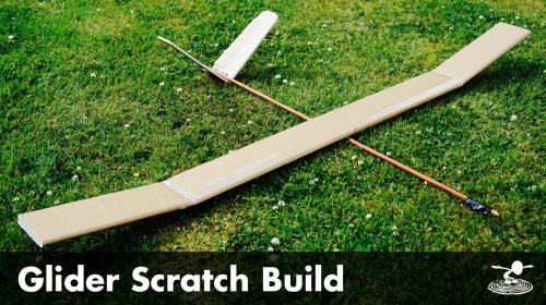 How To Build a Glider from an Arrow Shaft