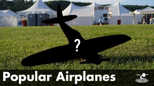 The 8 Most Popular Flite Test Airplanes Poster Image