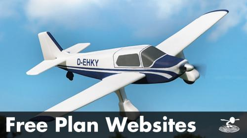 Great Websites to Find Free RC Airplane Plans | Flite Test