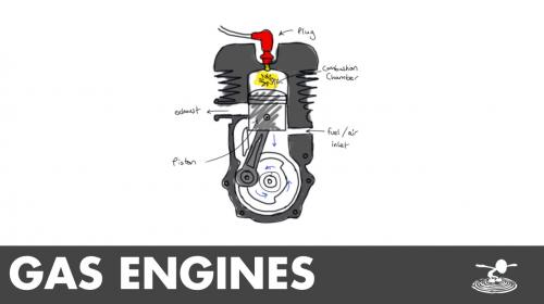 How RC Gas Engines Work (Gas and Glow Differences) Image