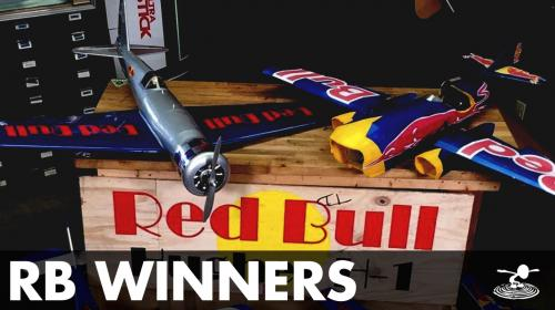Red Bull Air Race Challenge Winners! Poster Image