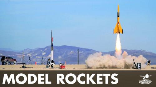 Guide to Model Rocketry Part 1 - Introduction | Flite Test