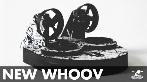 Alexandre Desvignes' Latest Tiny Whoov Hovercraft Poster Image