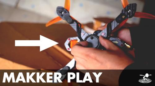 MAKKER Play Could Make You a Better Drone Pilot Image