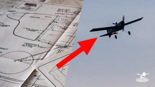 Design Class: Foam Planes from Balsa Plans Image