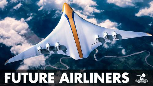 What is the Future of Airliners? Poster Image