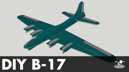 Build Your Own B-17 Image