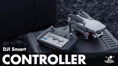 New DJI Smart Controller - Quick Look Image