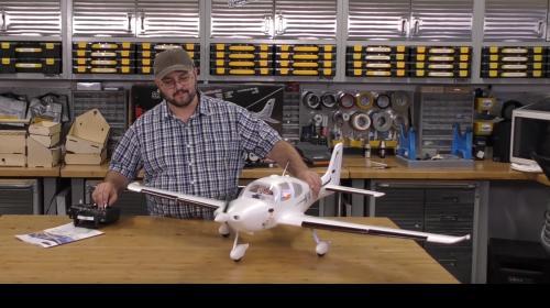 Dynam SR-22. an interesting model Poster Image