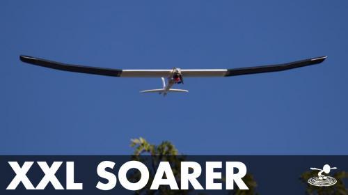 This Community Member Built an XXL Soarer! Poster Image