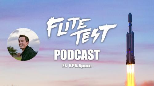 Podcast: Landing Model Rockets! ft. BPS.Space Image
