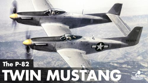 Why Did the F-82 Twin Mustang Exist? Poster Image