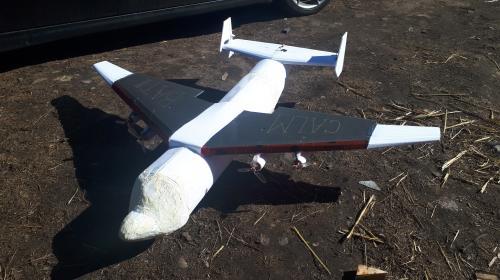 Antinov 22ish cargo plane FT Versa wing based plan Image