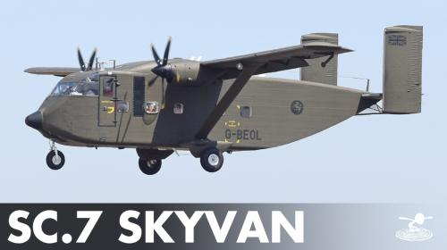 The Skyvan! Poster Image