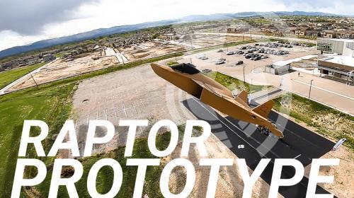 Raptor Prototype Poster Image