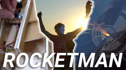 Rocketman! Image