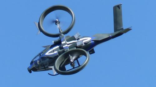 Avatar Samson SA 2 Bicopter Poster Image