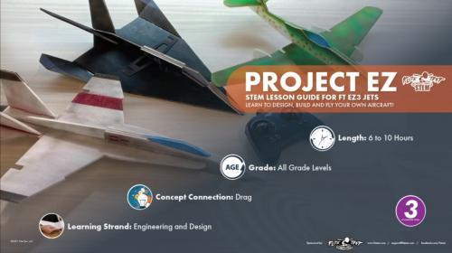 Project EZ Jets Poster Image