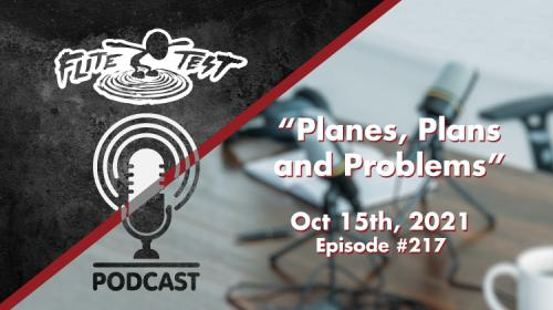 Planes, Plans and Problems: Episode #217 Image