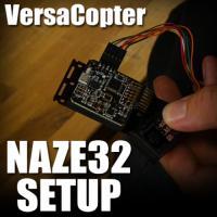 FT VersaCopter - Naze32 Setup (w/ OneShot)