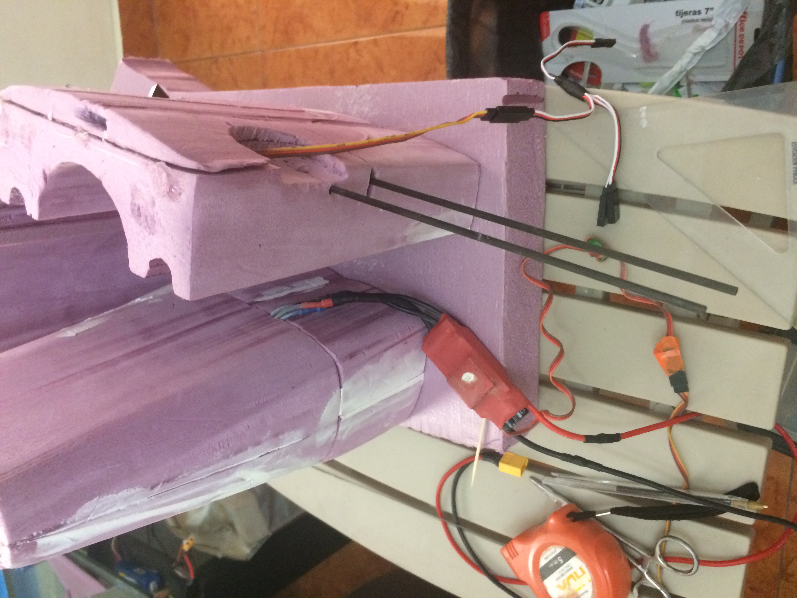 30 68 Eurofighter Typhoon Hot Wire Cut Edf 70 Mm Flite Test What Is Wiring Hopefully I Will Maiden It Soon