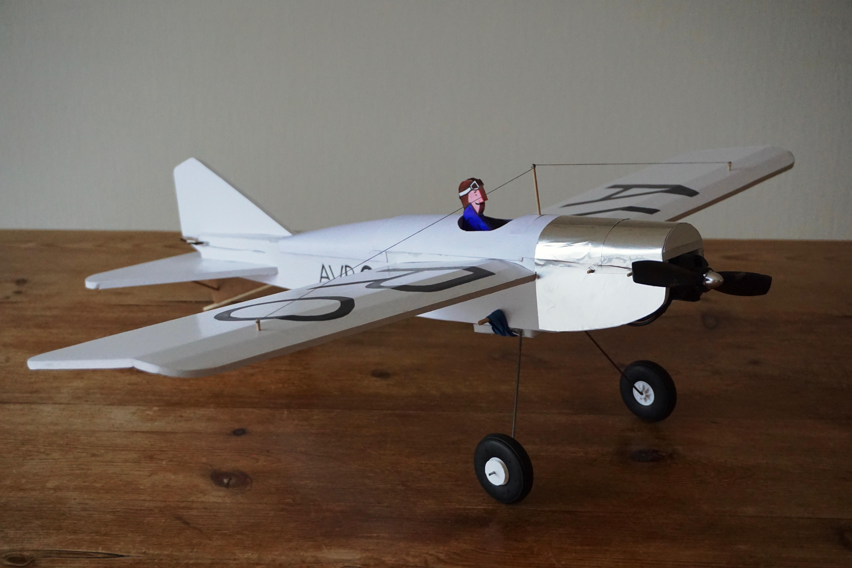 Cardboard Rc Plane Kit Cheap Toys Kids Toys