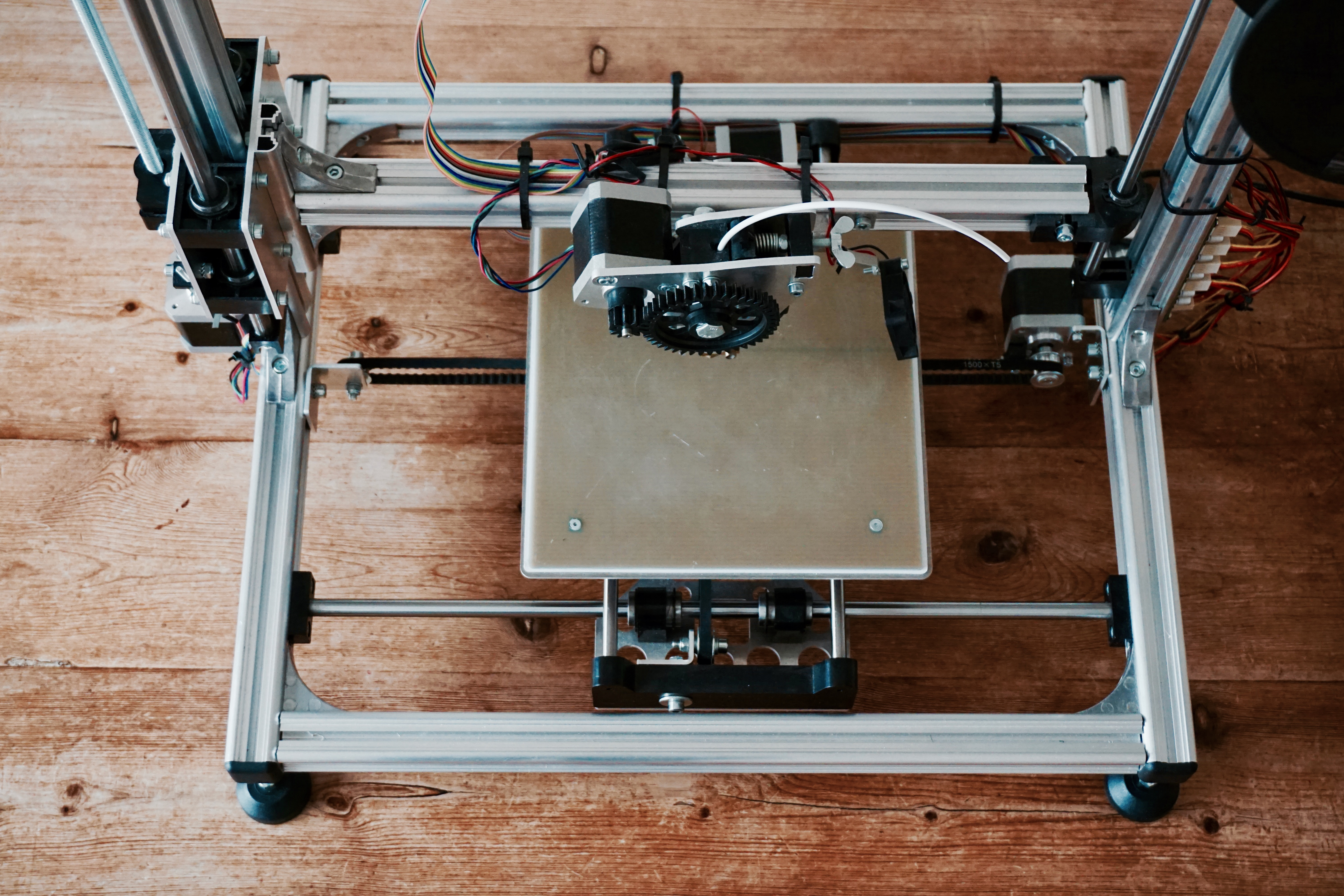 Getting Started With 3d Printing Flite Test Camt Launching Firstever Printer For Printed Circuit Board The Came Shipped In Fairly Large And Very Heavy Box Inside Were A Huge Number Of Parts Most Separate Bags Apart From