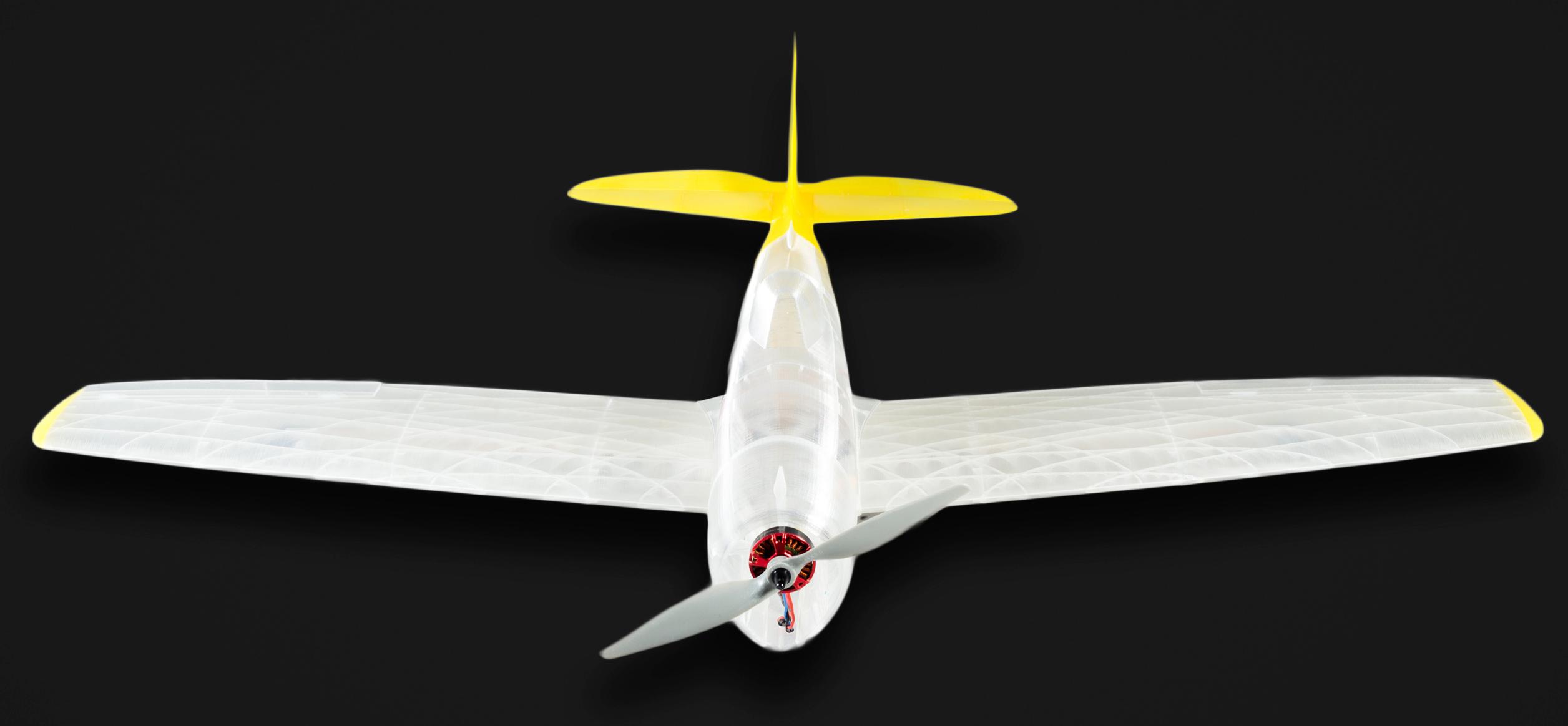 3D Lab Print P-47 Thunderbolt | Flite Test