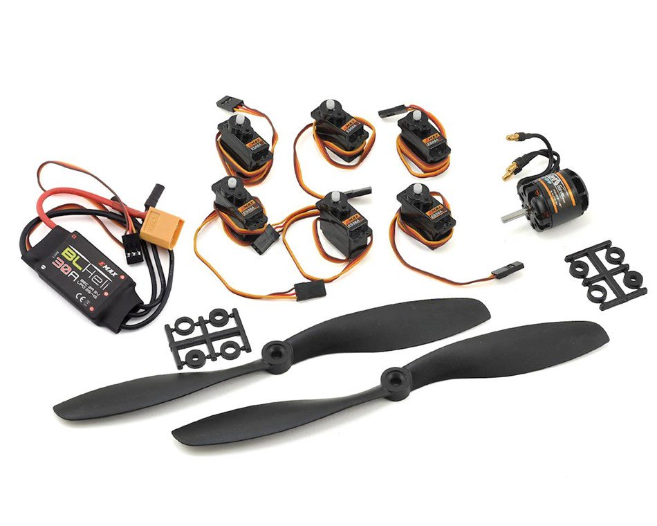 How To Choose The Perfect Brushless Motor | Flite Test
