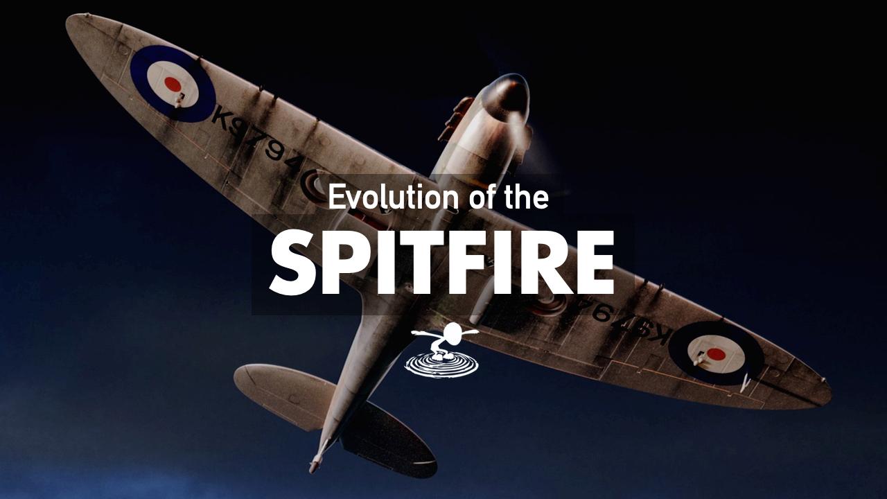 Evolution of the Spitfire   Flite Test