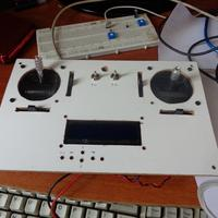 Custom Arduino 2 4Ghz RC transmitter | Flite Test