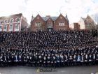The 5778 group photo at the International Conference of Chabad-Lubavitch Emissaries.
