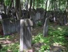 Warsaw's Jewish cemetery is one of the largest in the world.