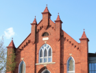 Congregation Beth Israel in Charlottesville, Virginia