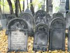 The Warsaw Jewish Cemetery, which occupies 83 acres of land with over 250,000 marked graves.